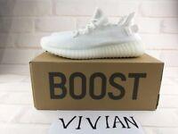 Adidas Yeezy Boost 350 V2 Cream White Fluorescent 9