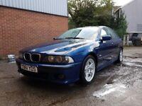 BMW 525i M Sport Manual