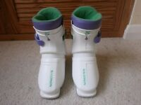 Child's Salomon Ski Boots (SX12 Mini)