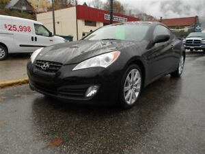 2010 Hyundai Genesis Coupe 2.0T 6SPD STD, ONLY 65500 KM'S