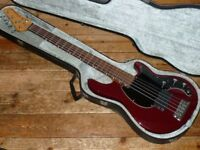 Status The Groove 5 string bass 1998