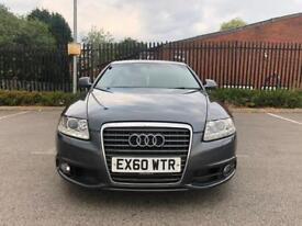 AUDI A6 2.0 TDI S-LINE DSG LEMANS EDTION FULLY LOADED 12 MONTHS MOT PX WELCOME 2010