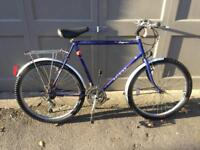 Gents Raleigh Magnum large frame in good working order
