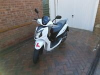 Sym Symphony SR 50 - Low Mileage - Excellent Condition - Security Locks Included