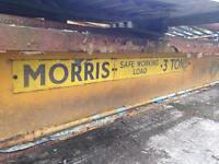 Morris 3tonne crane