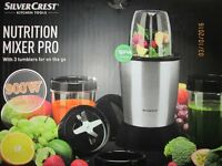 NEW NUTRITION MIXER PRO 900W NEW
