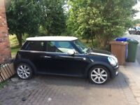 Mini Cooper alloy wheels Breaking full car Mini Cooper d