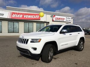 2016 Jeep Grand Cherokee Limited   DEMO VEHICLE BLOWOUT   EXTREM
