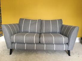 Grey Sofa set - 3 seater & 2 seater - only 3 years old