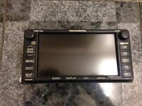 Toyota voice navigation car stereo