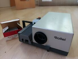 Rollei Type P35A Slide Projector