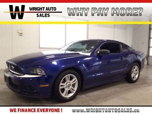 2014 Ford Mustang 6 SPEED| CRUISE CONTROL| STEERING WHEEL CONTRO