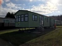 Cheap Willerby static caravan for sale with full double glazing & gas central heating