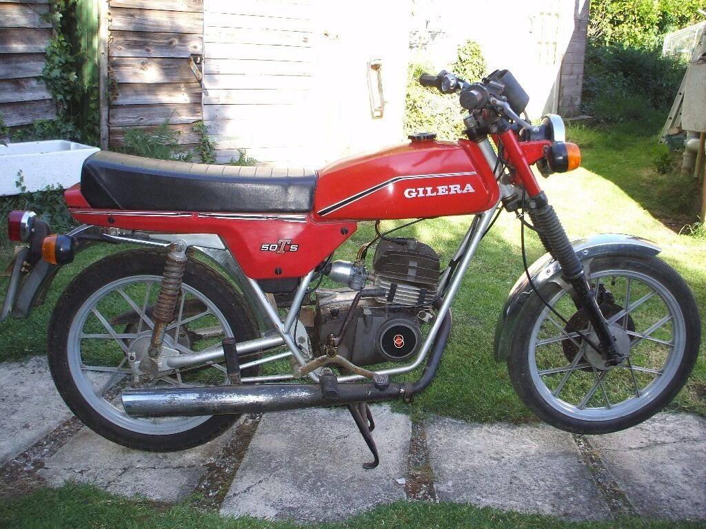 Toyota Of Colchester >> GILERA TS50 moped 1982 50cc barn find been in storage 30 years classic | in Colchester, Essex ...
