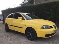 2006 SEAT IBIZA SPORT TDI FANTASTIC CAR 11 MINTHS MOT!!