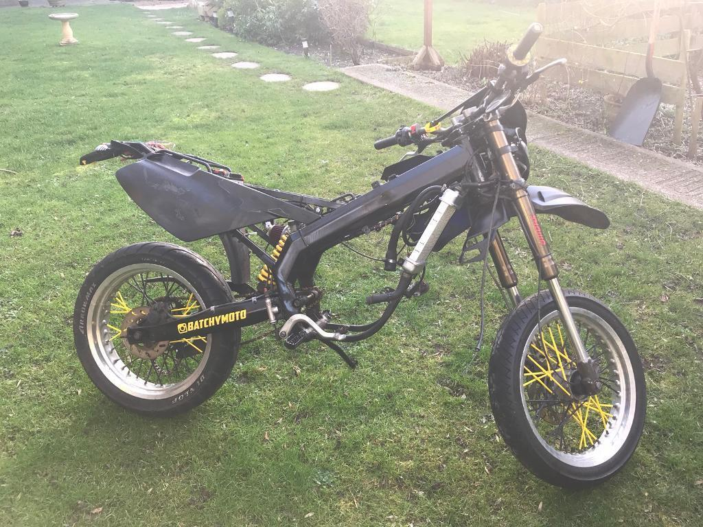 derbi senda 50cc 70cc rolling frame parts in amersham buckinghamshire gumtree. Black Bedroom Furniture Sets. Home Design Ideas