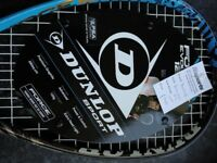 Dunlop Force Evolution 120 Squash Racquet : Brand New.