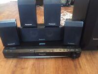 Panasonic Surround Sound SA-PT460