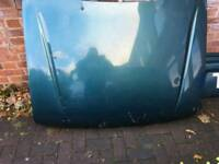Toyota hilux bonnet and tailgate