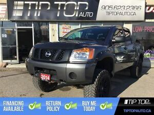 2014 Nissan Titan S ** Low Kms, Rims and Tires, Tonneau **
