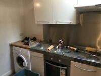 Newly Refurbished Ground Floor Studio flat to let in Ilford IG1 1JY