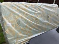 Single mattress excellent condition