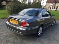 2004 JAGUAR X-TYPE SE D EX, CONDITION 1 OWNER FROM NEW.