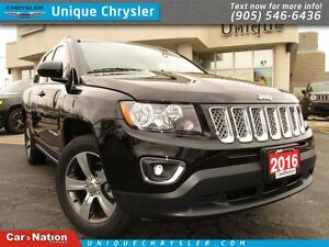 2016 Jeep Compass Sport | 4X4 | LIKE NEW | LOW KM |