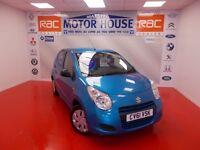 Suzuki Alto SZ2 (£20.00 ROAD TAX) FREE MOT'S AS LONG AS YOU OWN THE CAR!!! (blue) 2011