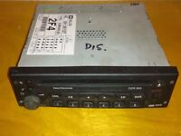 CDR 500 - Car radio/CD player.