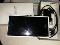 ***NEW*** Sony Xperia XZ Premium + EasyAcc Clear Ultra-Thin Transparent case