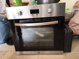 Built in Bush oven. Excellent working condition!