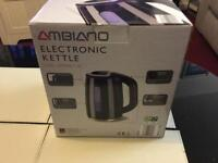 Brand New 1.5L Ambiano Electronic Kettle
