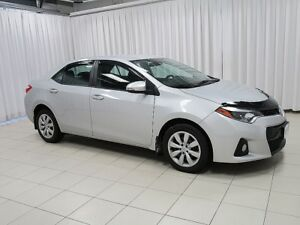 2015 Toyota Corolla ENJOY THIS SPECIAL OFFER!! S MODEL SEDAN w/
