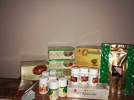 DXN ganoderma products -HUGE BARGAIN!!!
