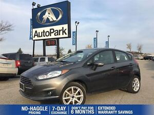 2015 Ford Fiesta SE | Bluetooth | Satellite Radio | Leather Wrap