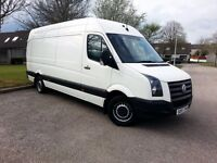 VW Crafter 2007 - 72600 - MOT to 1 November 2017