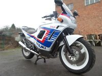 CLASSIC SUZUKI GSX600F M KATANA ONLY 9000 MILES FROM NEW RARE COLOUR DELIVERY AVAILABLE