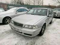 VOLVO V70 2.5 AUTO ESTATE - LONG MOT AND HPI CLEAR CHEAP PX