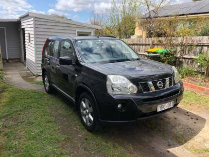 Nissan X-Trail Ti (2008) - Great Family Vehicle Box Hill North Whitehorse Area Preview