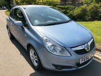 Vauxhall Corsa 1.2 2007 (1 FORMER LADY OWNER, FULL S/HISTORY & MOT MAY 2019)