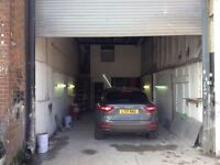 Workshop Unit To Let Southall - 700 sq ft (approx) - Also Suitable for Car Repairs