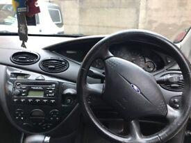 Ford Focus Ghia 2.0 2002
