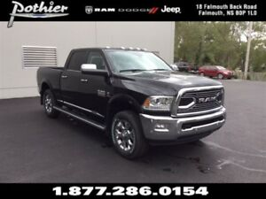 2017 Ram 2500 Longhorn | DIESEL | LEATHER | SUNROOF |