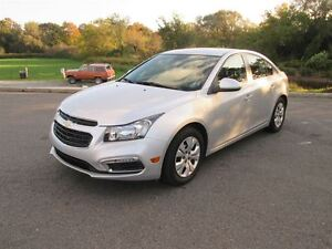 2015 Chevrolet Cruze LT.. Turbo Charged- Reduced