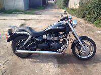 Triumph Speedmaster Black
