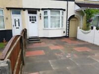 Completely refurbished 2 bedroom house for rent. Large rear garden and off road parking.