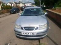 2005 SAAB 9-3 AUTOMATIC LINEAR SPORT S-A TURBO. BRILLIANT! IMMACULATE CONDITION. TAX & GREAT MOT