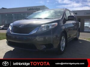 2017 Toyota Sienna  - TEXT 403-393-1123 for more info!