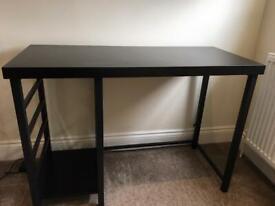 Brown-Black Desk